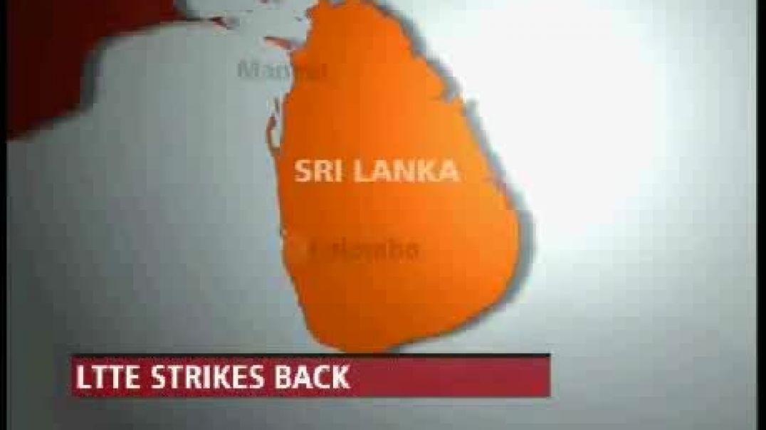 Tamil Eelam Air Force stike Mannar Army Headquarter & Colombo Oil Tank