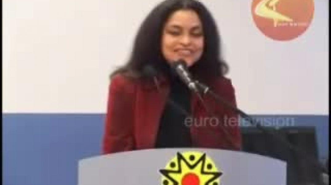 """Anita Pratab's Speech at """"Tamil in SriLanka"""" Book Release 1 of 2"""