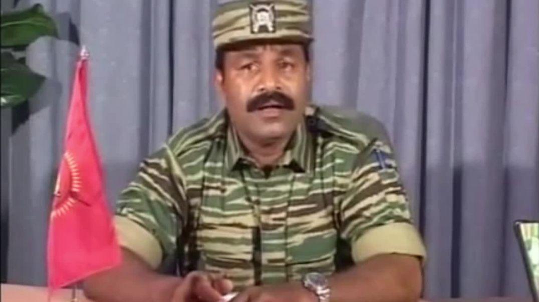 A Special Interview with LTTE Military Spokesman Rasaiya Ilanthirayan