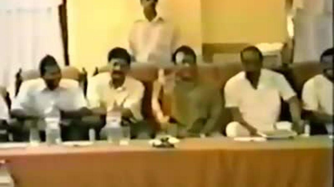 தமிழ் தேசிய கூட்டமைப்பு & தலைவர் சந்திப்பு - Tamil National Alliance Leader Meeting