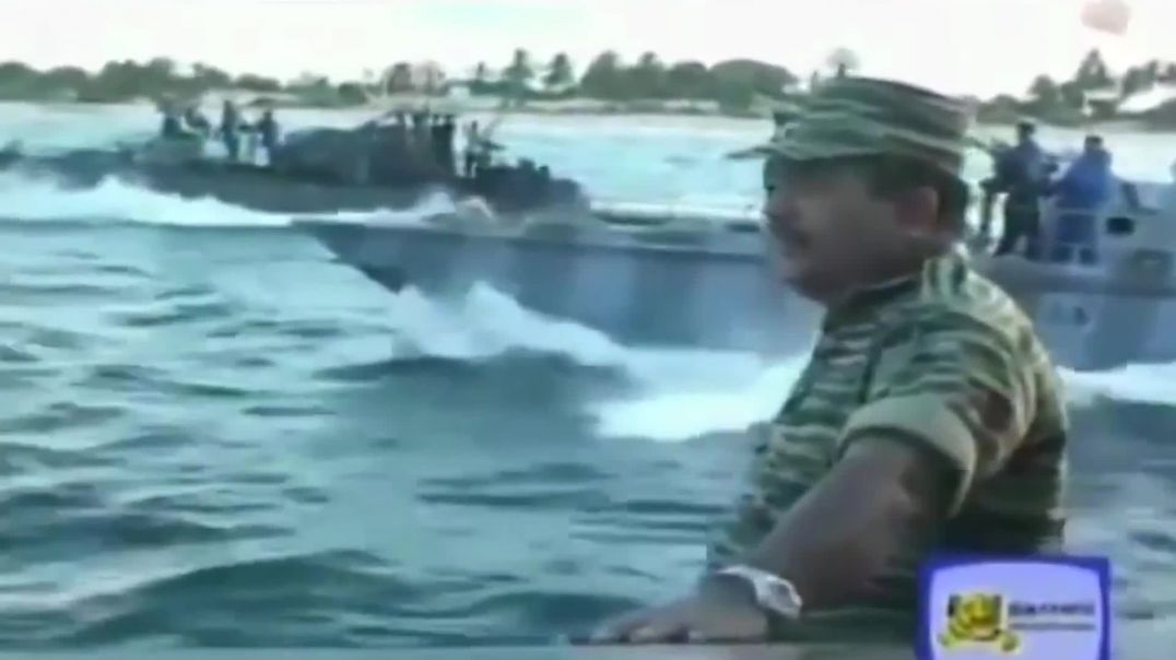 LTTE Senior Leader Lt Col Ponnamaan - லெப். கேணல் பொன்னம்மான்