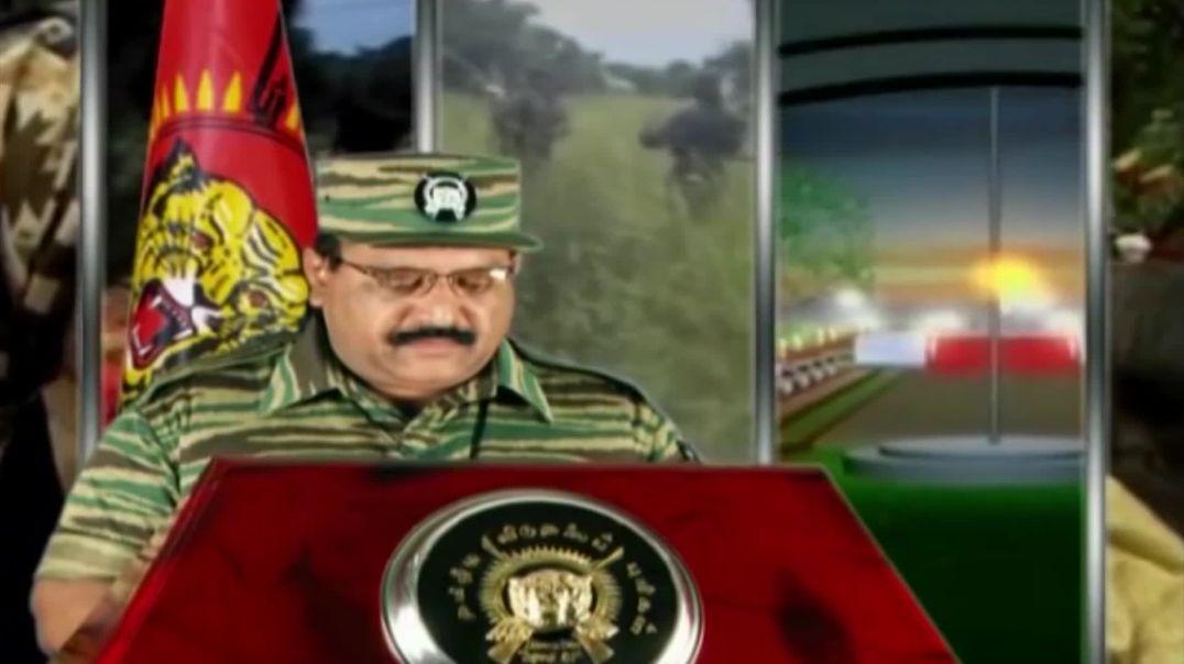 Leader V Prabakaran's Heros day speech 1989 Part 1