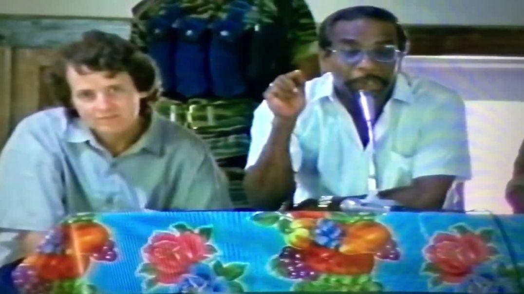 Anton and Adele Balasingham Rare Interview, Maththaya, Thalaivar - அன்ரன், அடேல் பாலசிங்கம்