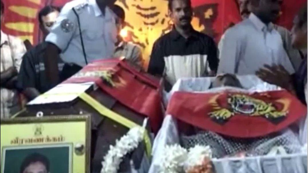Thamilselvan Final Tribute - பிரிகேடியர் சு.ப. தமிழ்ச்செல்வன் இறுதி அஞ்சலி நிகழ்வு