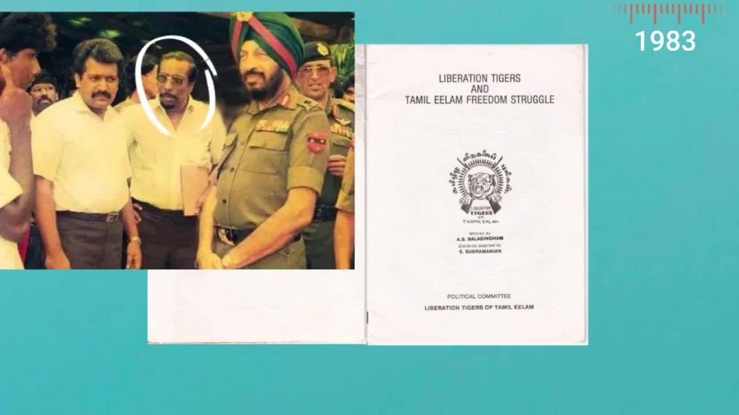A Brief History of Tamil Eelam - by Anton Balasingham