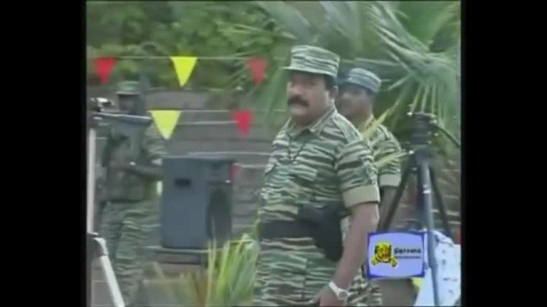 History of LTTE and Velupillai Prabhakaran - விடுதலைப்புலிகள், தலைவர் வரலாறு