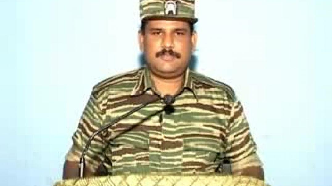 Tamil Eelam Navy(TEN) admiral Soosai's speech | சூசை