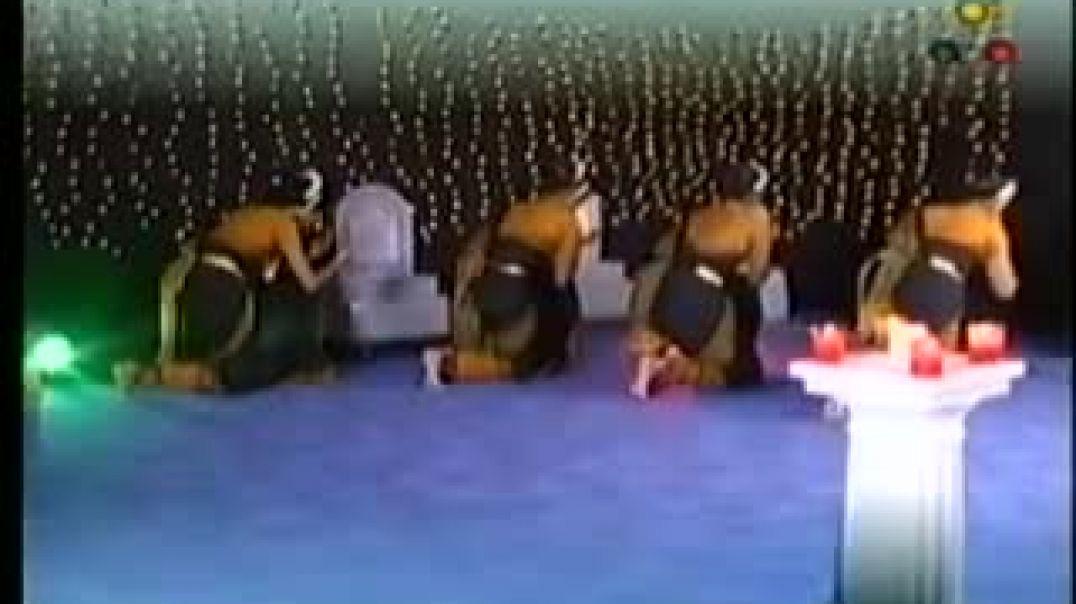 மேகம் வந்து - Meagam Vanthu - stage dance
