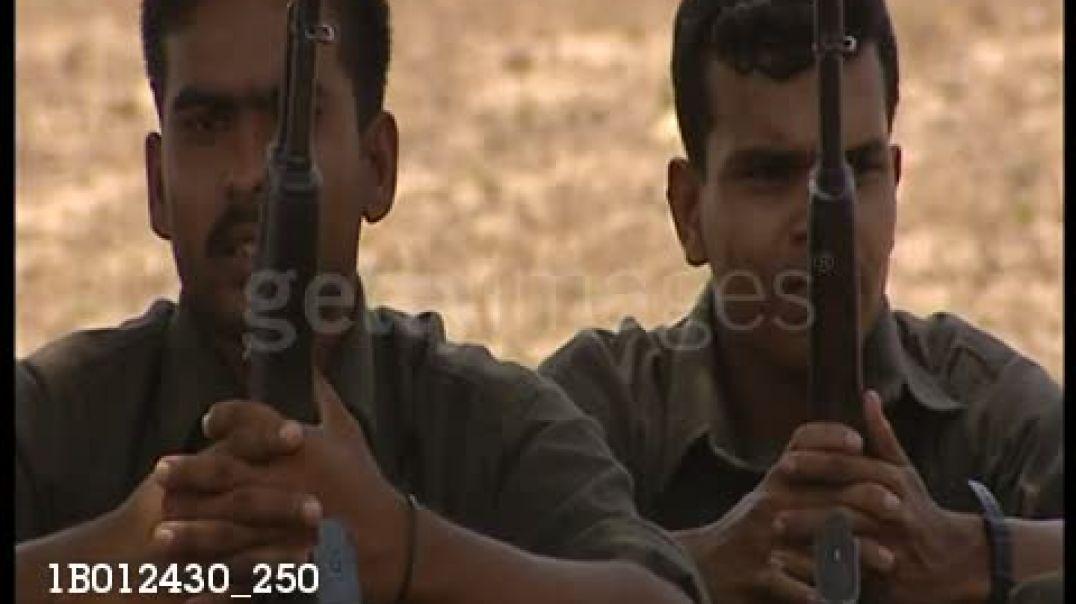 கிழக்கு படையணி வீரர்கள் - Eastern Regiment Soldiers