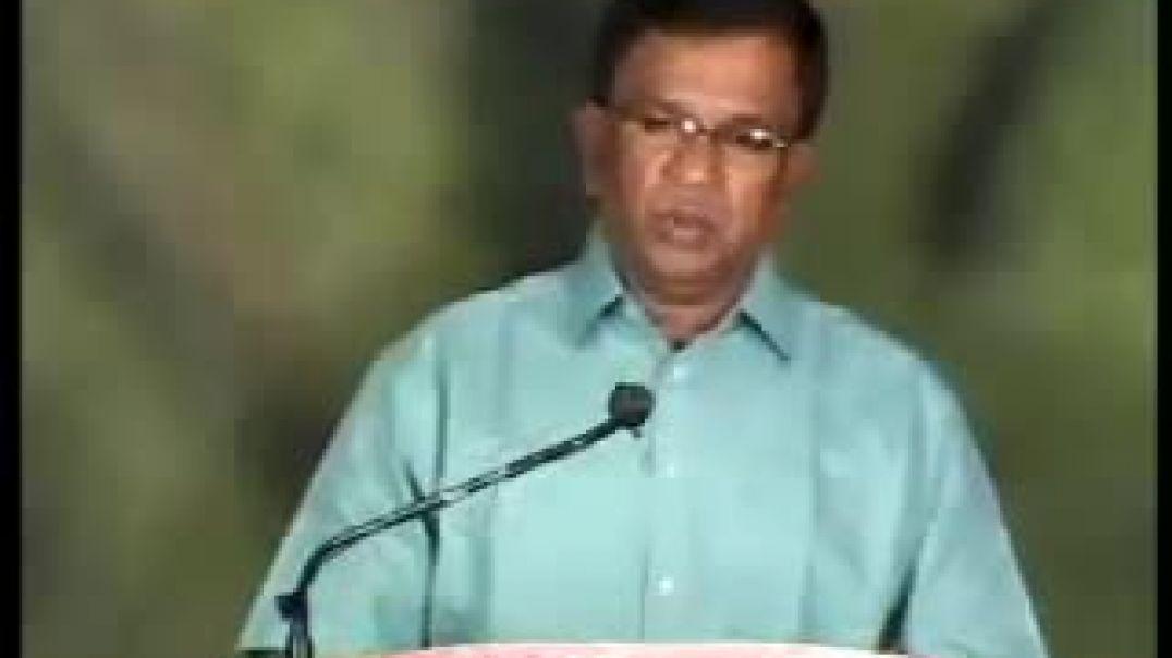 பா.நடேசன் அவர்களின் பொங்கு தமிழ் உரை | P.Nadesan's Speech for Pongku Tamil
