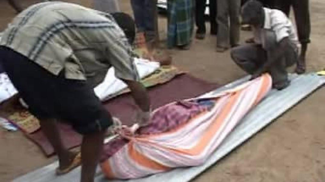 சிதைந்த தமிழர்களின் உடலங்கள்   இனப்படுகொலை   Tamil genocide   mullivaikkal   முள்ளிவாய்க்கால்