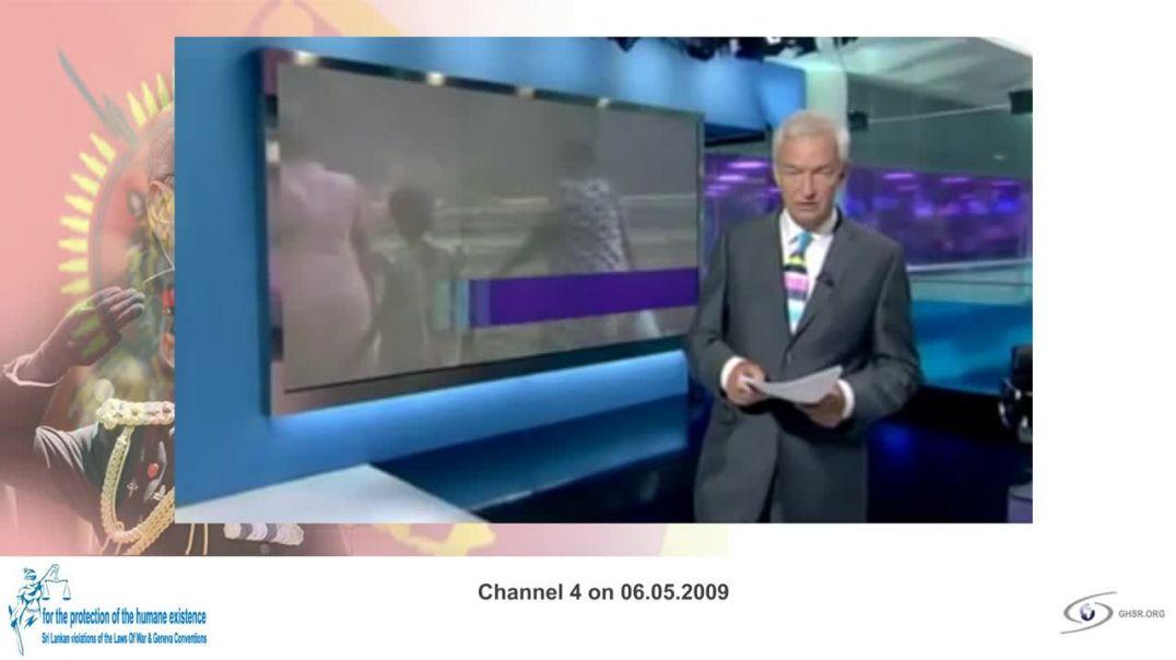 SRI LANKA WAR  episode | war reporting by Channel 4