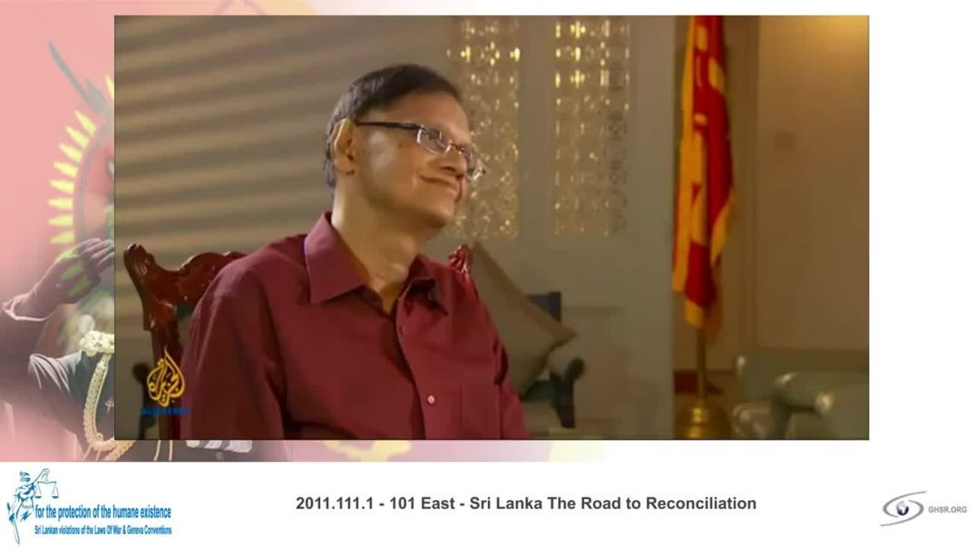 SRI LANKA WAR  episode  | war reporting 2011