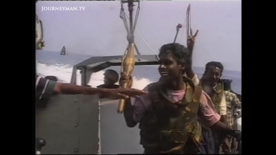 2001 LTTE Sea Tigers battle | முல்லைத்தீவில் கடற்புலிகளின் கடற்சமர்