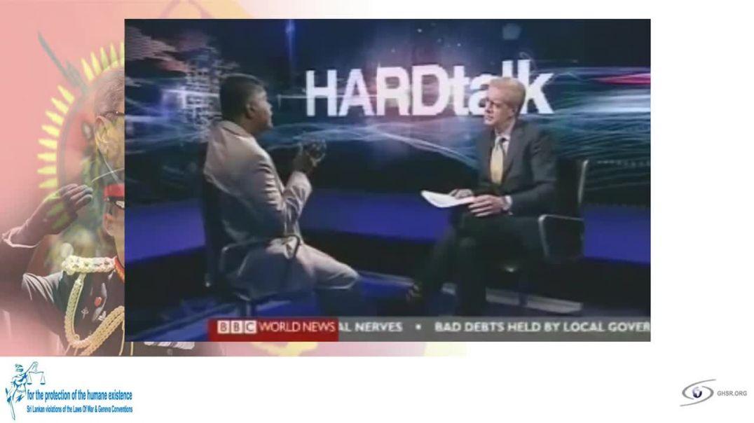 SRI LANKA WAR  episode | Hard Talk