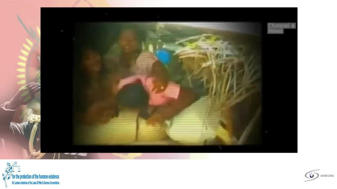 SRI LANKA WAR  episode | war reporting by Channel 4 | Finish the job