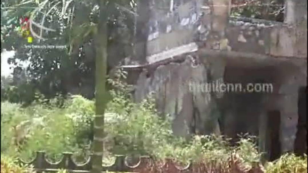 'கப்டன் மில்லர்' மாமா மோதி வெடித்த நெல்லியடி மகாவித்தியாலயக் கட்டம்