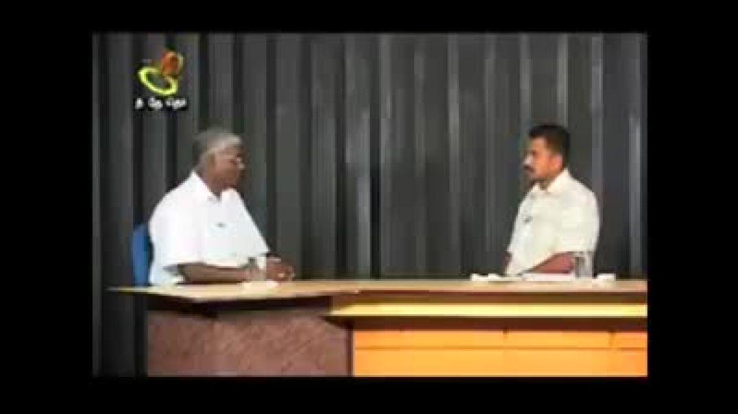 நிலவரம்   மாமனிதர் சிவநேசன்- கு.வீரா மற்றும் எழிலன்