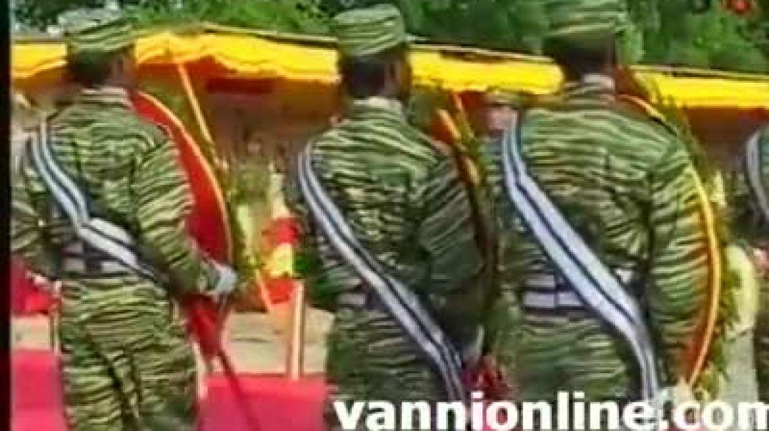 கேணல் கிட்டு நினைவு நாளில் தமிழீழ சேணேவிப்(artillery) படையணிகள்