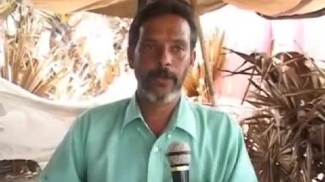 10-4-2009 Interview with SG santhan | இனப்படுகொலை | Tamil genocide | mullivaikkal | முள்ளிவாய்க்கால்