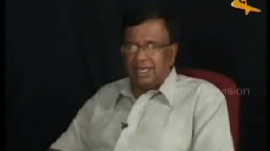 நேர்காணல் | திரு நடேசம்மானுடனான நேர்காணல் - 2