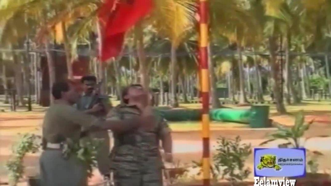 தமிழீழ தேசிய கொடி பாடல் - Tamil Eelam National Flag Song