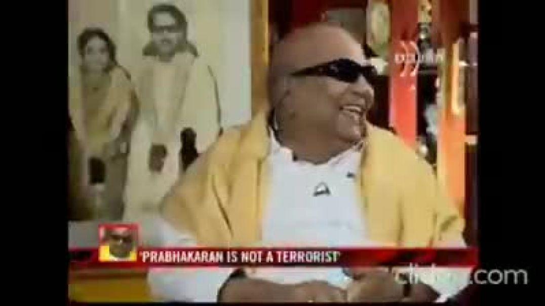 Karunanidhi Dhrogram