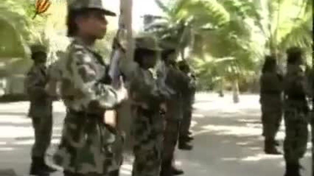 தமிழீழ தேசிய துணைப்படை - பெண்கள் பிரிவு  | Tamileelam National Auxiliary Force - Womens division