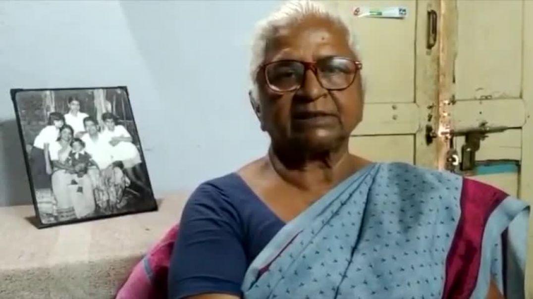 அற்புதம் அம்மாள் மனம் திறக்கிறார் - Arputham Ammal Opens up about 31 Years