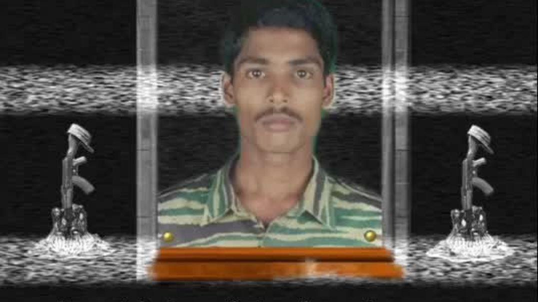 26-06-2008 அன்று வவுனிகுளம் பகுதியில் எதிரியின் சுற்றிவளைப்பை தகர்க்க மேற்கொண்ட கடுஞ்சமரில்