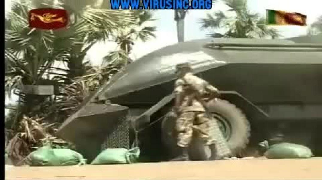 LTTE MRAP vehicle | விடுதலைப் புலிகளின் கவசவூர்தி