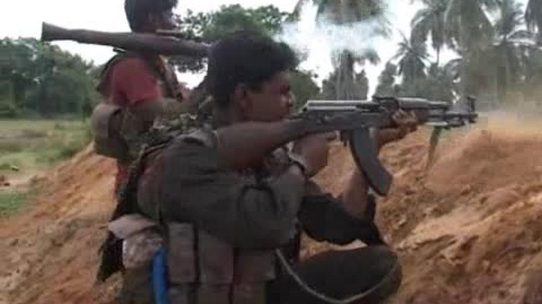 14-01-2009 ltte Silaavaththai counter battle | சிலாவத்தை முறியடிப்புச் சமர்