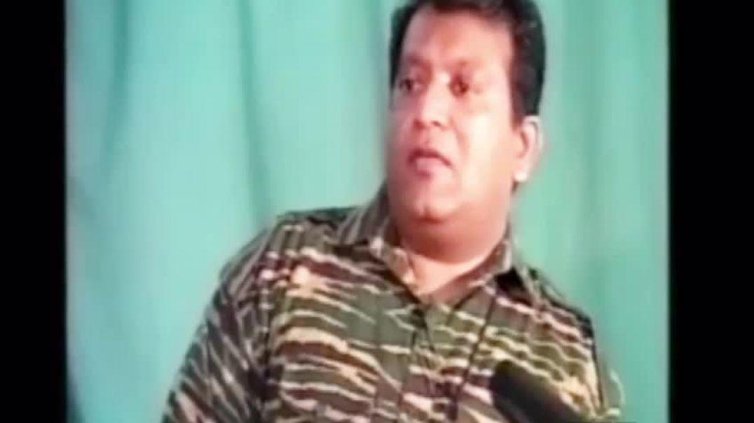 தலைவர் பிரபாகரன் அண்ணன் திலீபன் பற்றி - Leader Prabakaran About Thileepan